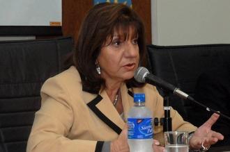 La procuradora María del Carmen Falbo inició los trámites jubilatorios