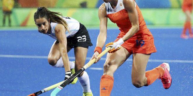 Las Leonas pierden con Holanda en cuartos de final