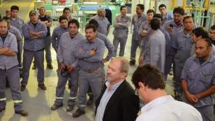 Longvie anunció la suspensión de 125 operarios