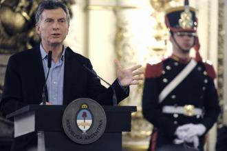Macri convocó a construir juntos un mejor sistema de salud para todos
