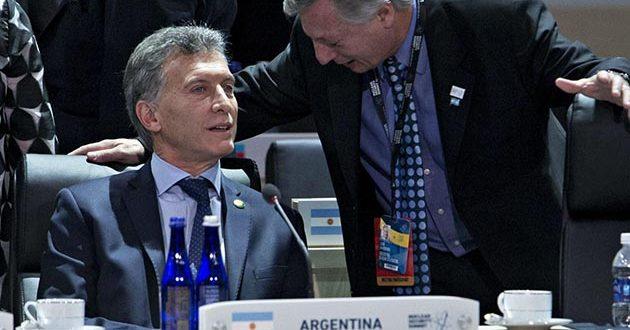 Macri convoca a la oposición para un Plan Federal energético