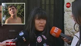 Mamá del joven asesinado: El fiscal nunca apareció