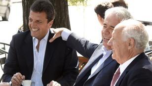 Massa descartó ser candidato a las legislativas del 2017