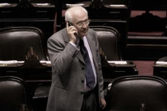 Oscar Lamberto reemplazará a Echegaray en la Auditoría General de la Nación