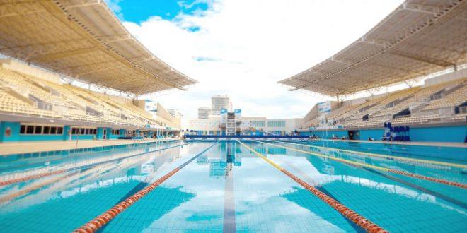 Por qué las piscinas olímpicas son mucho más rápidas
