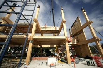 Prealquilan edificios en construcción por falta de inmuebles para oficinas