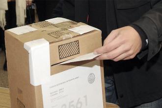 Reforma electoral: postergaron la discusión en Diputados
