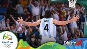 Scola, tras vencer a Brasil: Es un triunfo fundamental