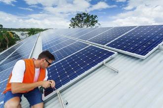 Se prevé una inversión de u$s 4000 millones en 5 años en energía solar