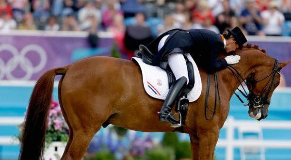 Se retiró de la competencia para salvar la vida de su caballo