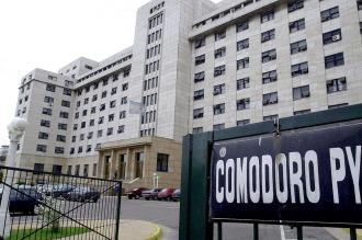 Se suicidó el jefe de Seguridad de los tribunales de Comodoro Py