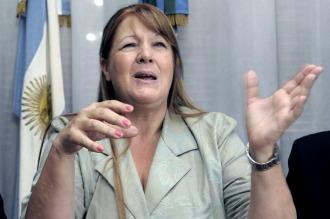 Stolbizer le respondió a Cristina y dijo que sus denuncias no son mediáticas