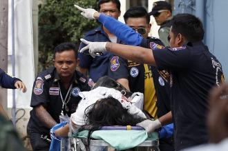 Tailandia: al menos cuatro muertos y más de 35 heridos por una serie de atentados