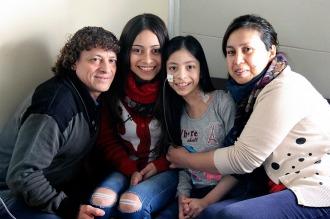 Tiene 9 años, vivió 955 días con un corazón artificial y fue trasplantada con éxito