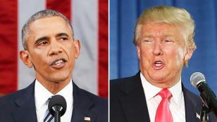 """Trump: """"Obama es el fundador del Estado Islámico"""""""