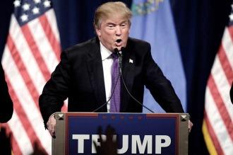 """Trump le contestó a Obama: """"Es el peor presidente de la historia de Estados Unidos"""""""