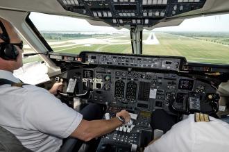 Un avión de Lufthansa casi colisiona con un dron