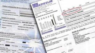 Volverán a facturar sin subas las tarifas de luz y de gas
