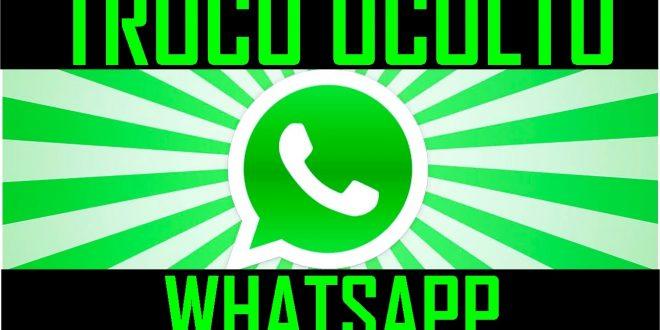 Otro truco oculto de Whatsapp