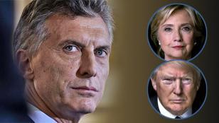 ¿Hillary Clinton o Donald Trump? que dijo Macri