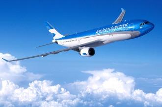 Aerolíneas Argentinas no volará a Caracas el 10 y el 12 por restricción aérea