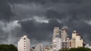 Alerta por tormentas fuertes en Buenos Aires y alrededores