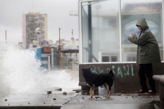 Alerta por vientos intensos para Buenos Aires, Capital y cinco provincias