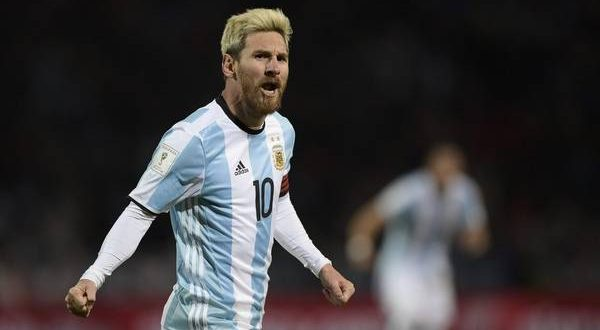 Argentina jugará en Venezuela el martes sin Messi