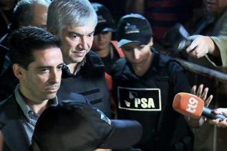 Báez está siendo indagado por no pagar aportes por 33 millones de pesos