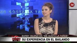 Barbie Silenzi: Con el Polaco sólo somos amigos