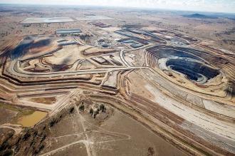 Barrick Gold detuvo la actividad en la mina Veladero