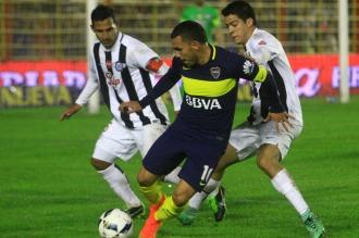 Boca le ganó un amistoso a Libertad de Paraguay