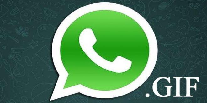 ¿Cómo enviar imagenes GIF por Whatsapp?