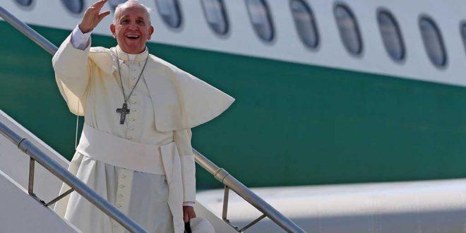 Como será la gira por Latinoamérica del Papa Francisco