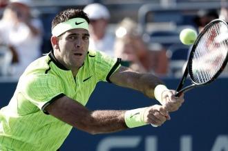 Del Potro busca la tercera ronda del abierto de tenis de los Estados Unidos