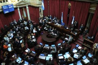 El Senado debate cambios a la ley del arrepentido