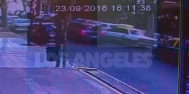 Video : El choque de Pampita