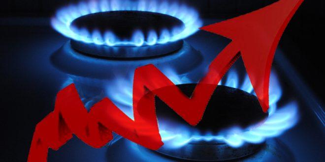 El gas aumentará un 203 %