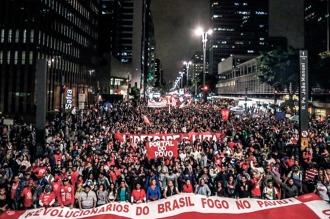 El gobierno brasileño admitió que las protestas contra Temer fueron masivas