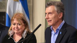 El gobierno dijo que respeta el proceso institucional en Brasil