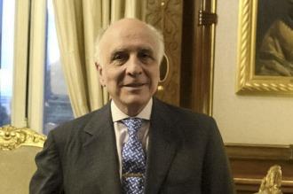 Empresarios y políticos despidieron a Bulgheroni