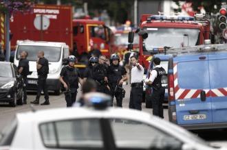 Falsa alarma de terrorismo en el centro de París