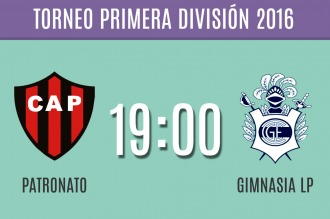 Gimnasia y Esgrima La Plata busca su segundo triunfo frente a Patronato de Paraná