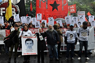 Hay 26.898 desaparecidos en México