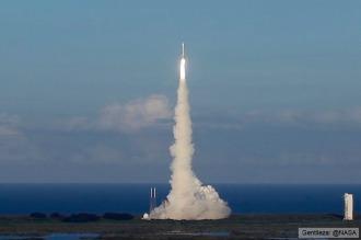 La NASA reportó el éxito del lanzamiento de la sonda que viaja al asteroide Bennu