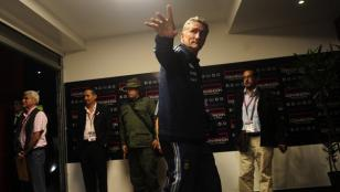 La Selección Argentina ya se encuentra concentrada en Venezuela