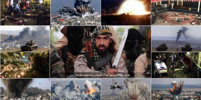La Tercera Guerra Mundial puede estallar en Siria