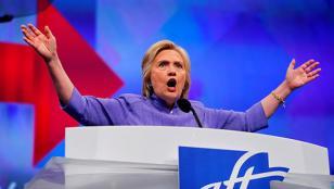 Las encuestas favorecen a Hillary Clinton