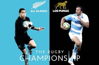 Los Pumas cayeron ante los All Blacks en la tercera fecha del Rugby Championship