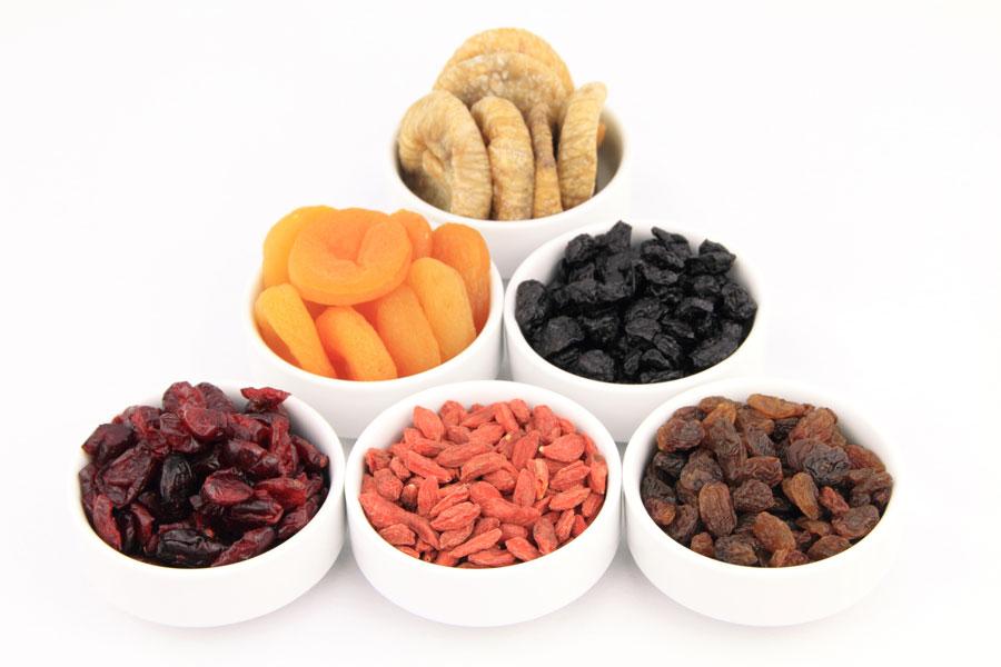 Métodos y técnicas para deshidratar alimentos